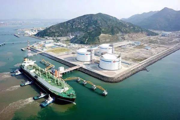 【焦点】中国大型液化天然气接收站库存
