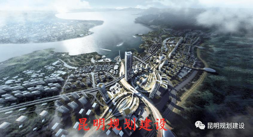 """""""城市中心地标""""!昆明又一大型综合交通枢纽工程开建!"""