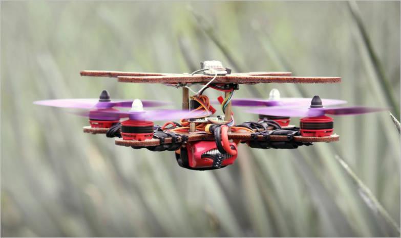 马来西亚一研究小组用菠萝叶来打造无人机框架  第1张
