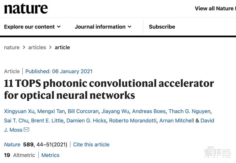 Nature连发两篇光子AI芯片论文!光子计算时代已至?  第2张