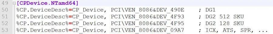 Intel驱动自曝Xe DG2显卡规格,有128 EU和512EU两个版本