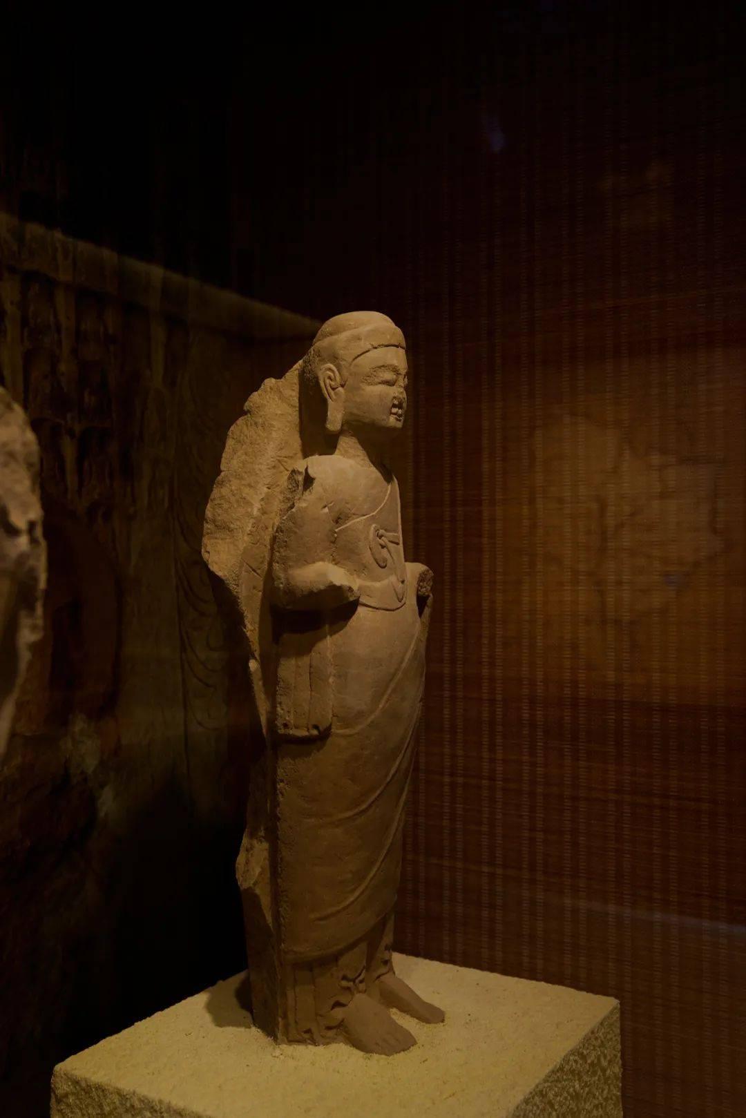 佛影禅境:榆社博物馆造像