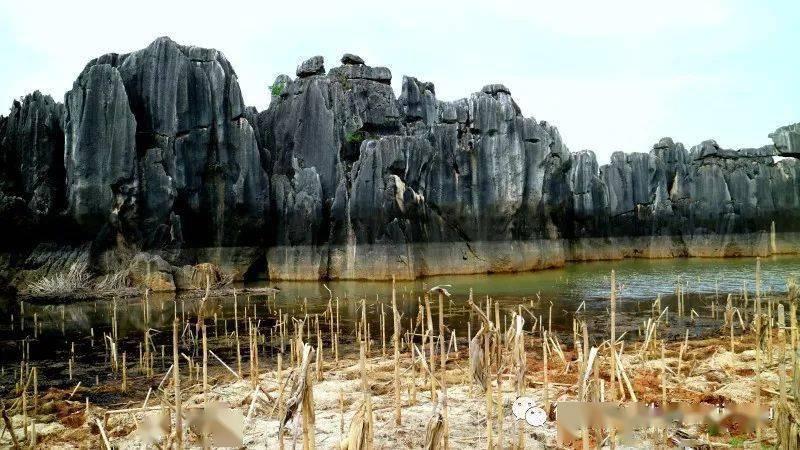 【石海迷踪】地质史书仙女湖