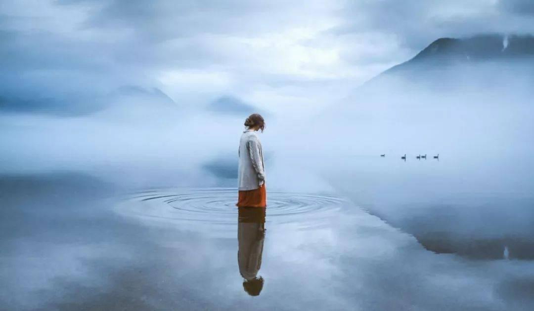 孤独的时候取悦自己!