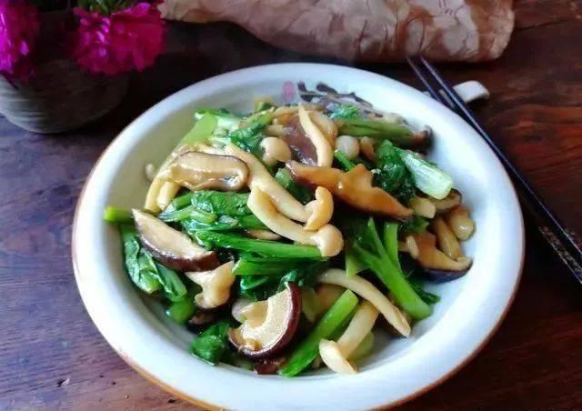 四道很适合晚餐吃的素菜,更健康更好吃!你该清清肠了~