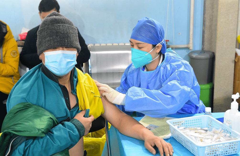 海淀建立41+29+N接种点体系,有序开展重点人群新冠疫苗接种!