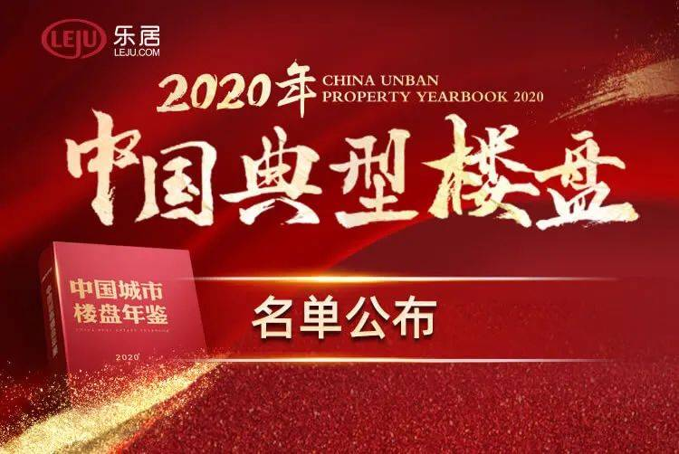 """重磅:379项目当选""""2020中国典型楼盘"""" 品牌""""霸榜""""格局延续  第2张"""