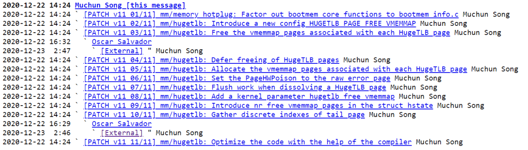 ARM64 Linux 内核页表的块映射
