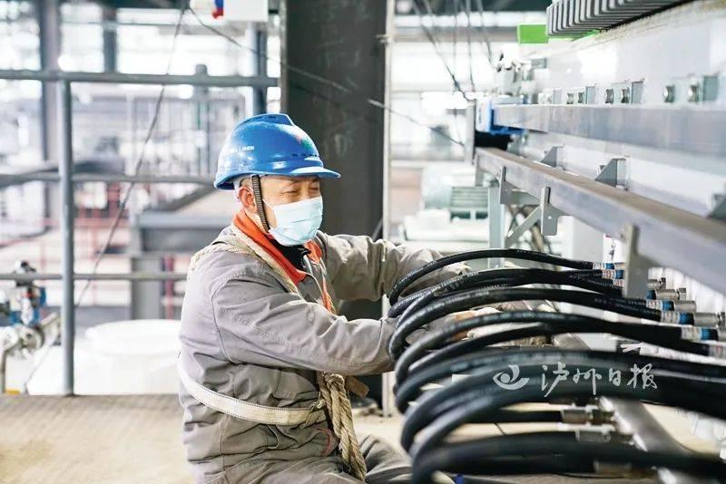 泸州流动现场考查第二天|看泸县、龙马潭区等如何抓牢实体和工业经济