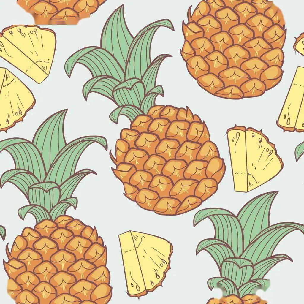 菠萝除了好吃之外,还有这些好处!你知道吗?  第3张