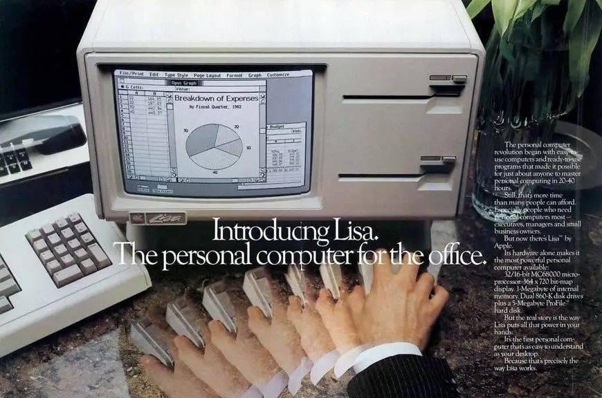Mac 笑脸、微软纸牌、像素字体……苹果第一代设计师有多厉害?