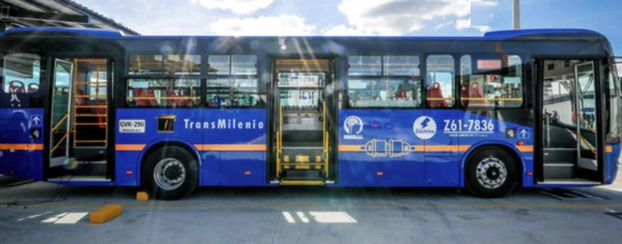 比亚迪获海外最大纯电动巴士订单_哥伦比亚