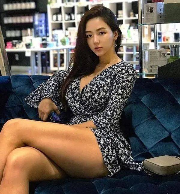 女子大腿围度堪比鹿晨辉,这身材什么水平?