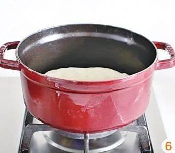 面粉除了蒸馒头,还可以这样做,外酥里软,简单家常,越嚼越香