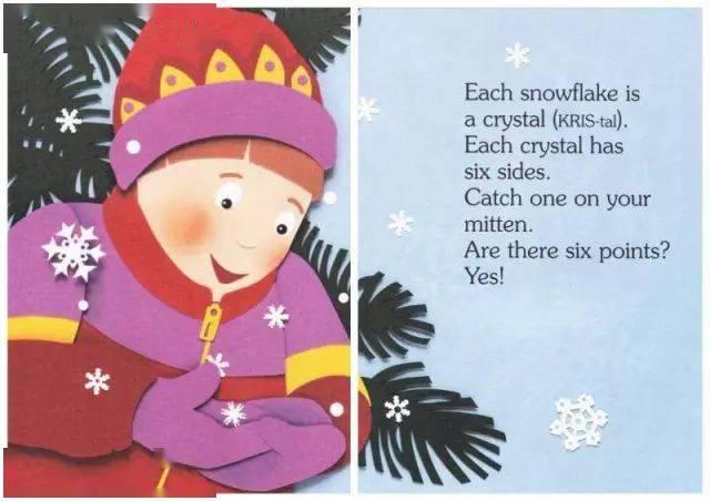 绘本故事:《I Am Snow》我是雪  第7张