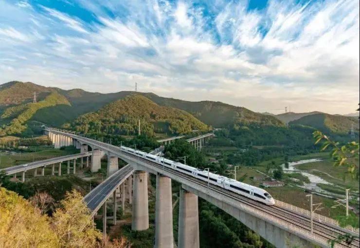 山西第一条时速350公里的高铁获批!还有这条高铁将开建!  第2张
