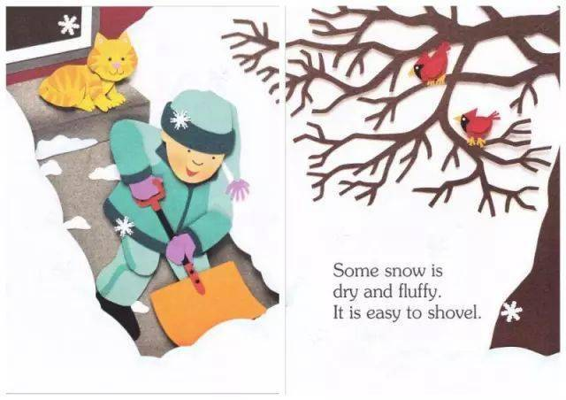 绘本故事:《I Am Snow》我是雪  第10张