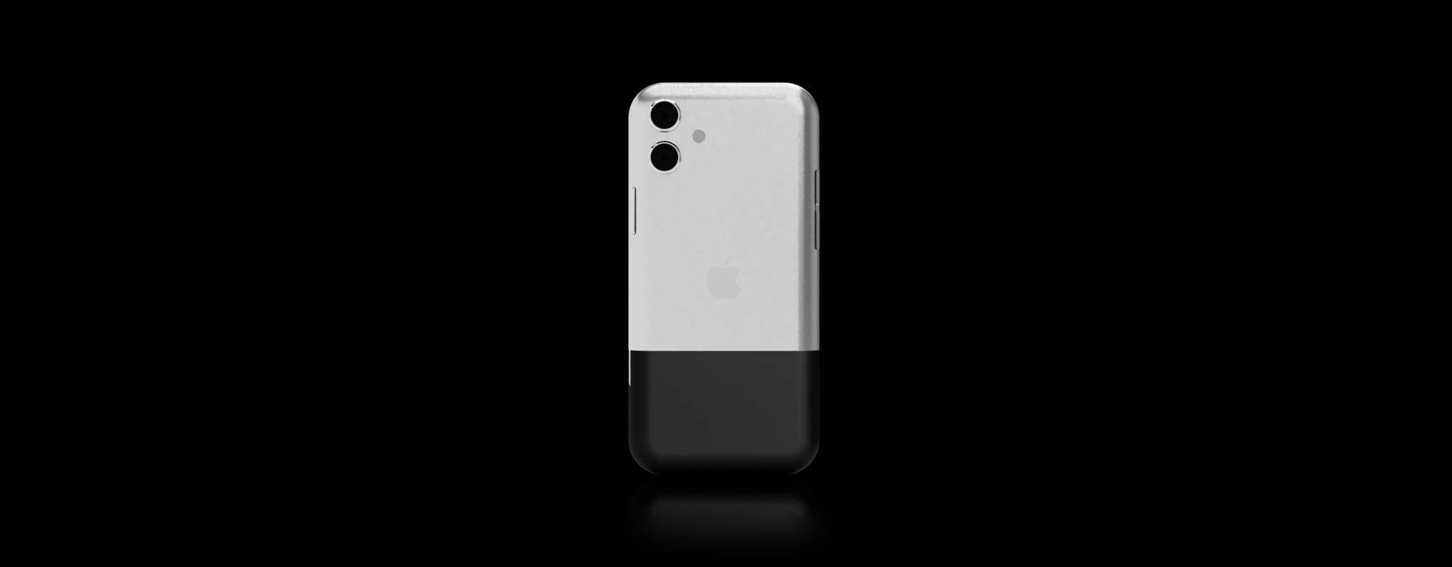 如果 iPhone 13 长这样,你会买吗?
