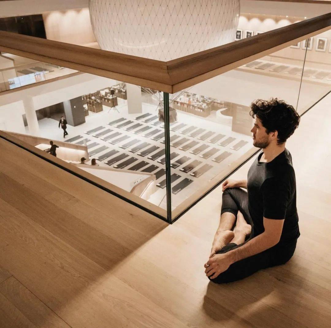 瑜伽,就是从平凡中找到自己!_深呼吸