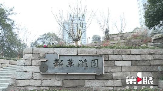 """荒坡变""""乐园"""" 九龙坡新华游园开门迎客"""