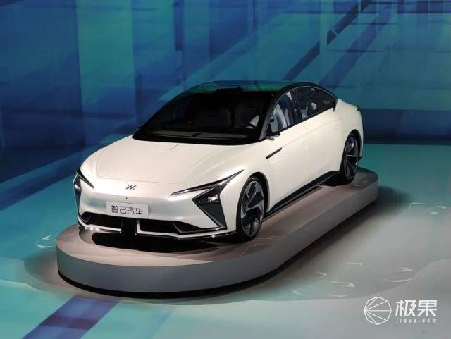 阿里百亿「造车」!两款新车发布,续航1000公里+电池永不自燃,有点猛..._智己