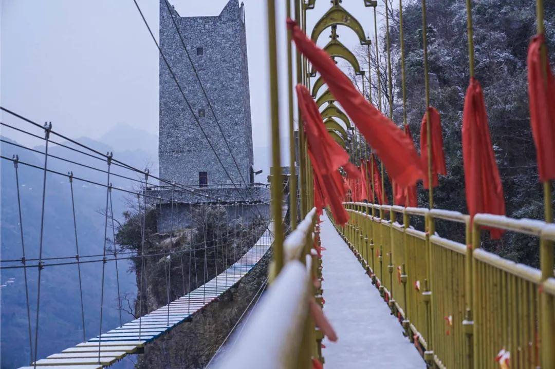 冰雪欢乐季,九皇山陪你花式玩雪过冬天