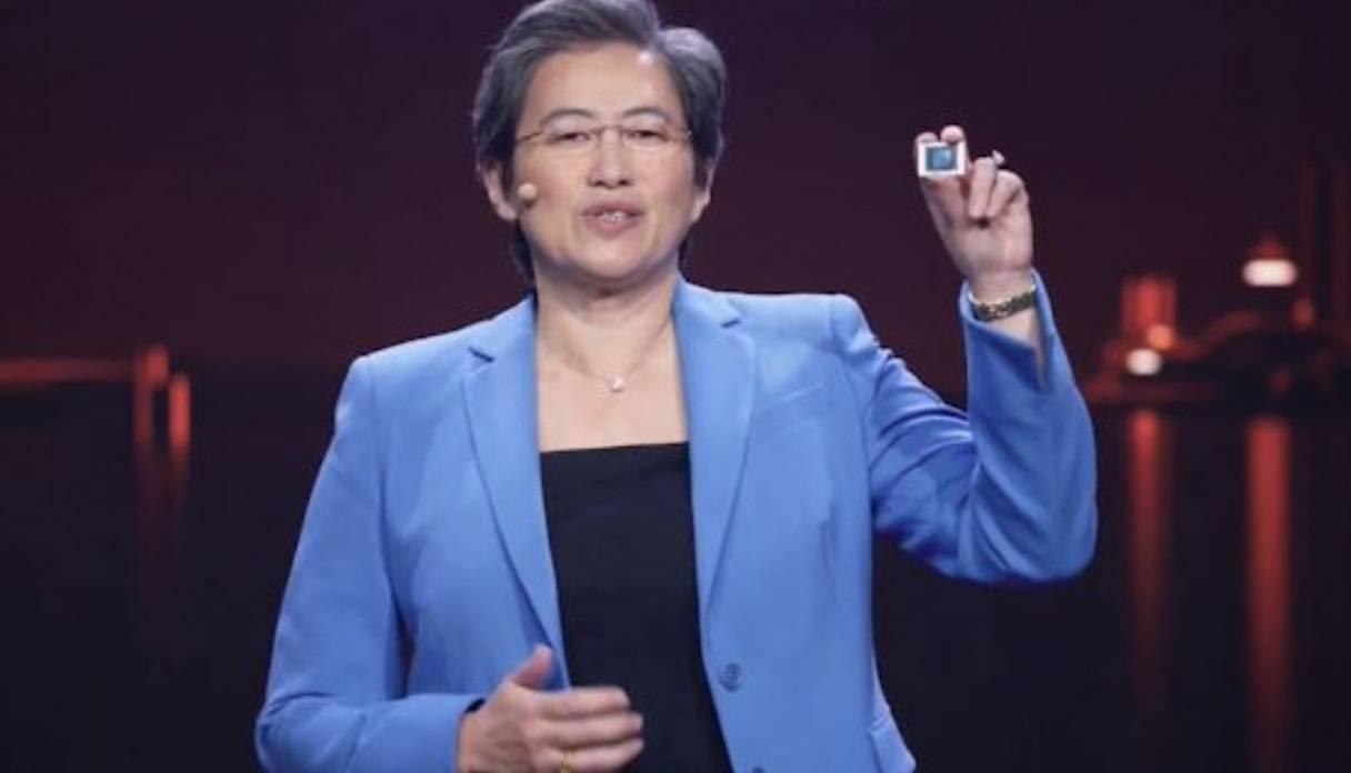 AMD R7 5800U 移动处理器亮相