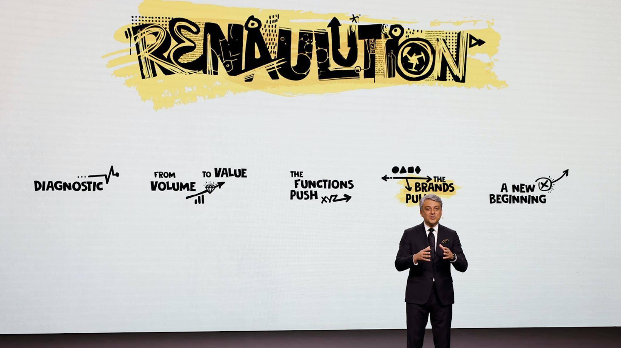 丰富产品/提升盈利 雷诺集团发布全新战略规划