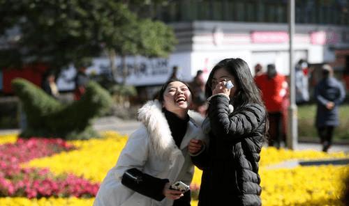 """提前""""入春""""!重庆中心城区要冲14℃"""