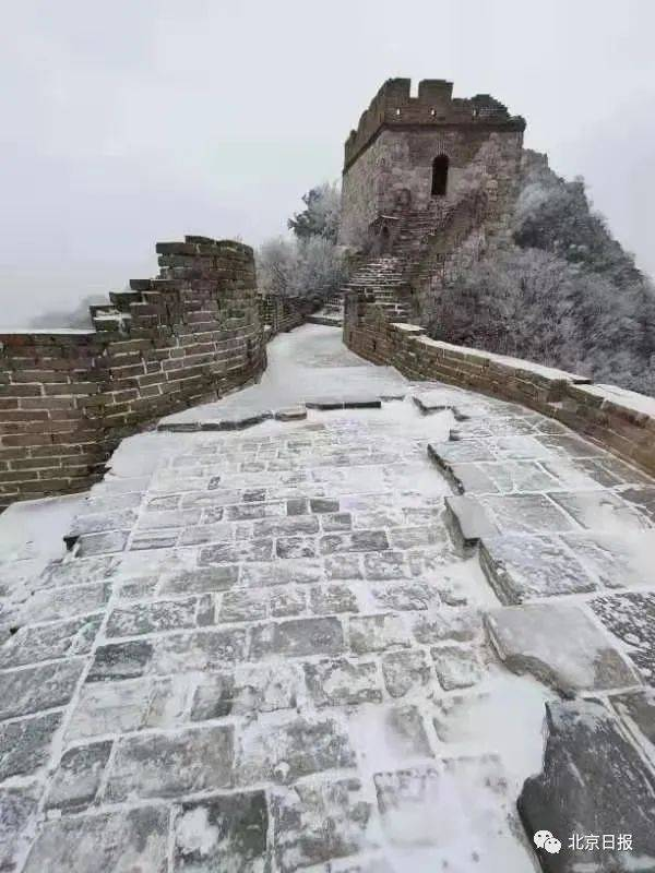 北京2021年第一场雪来了!寒潮天气再次袭来,周六最低温