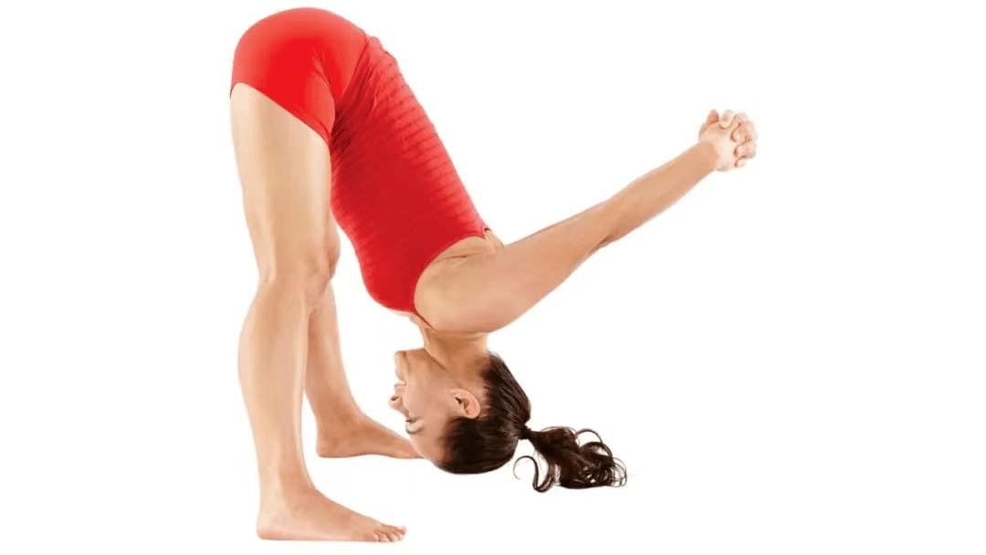 平衡荷尔蒙的一套女性瑜伽序列,科学抗衰老,越练越年轻!_核心