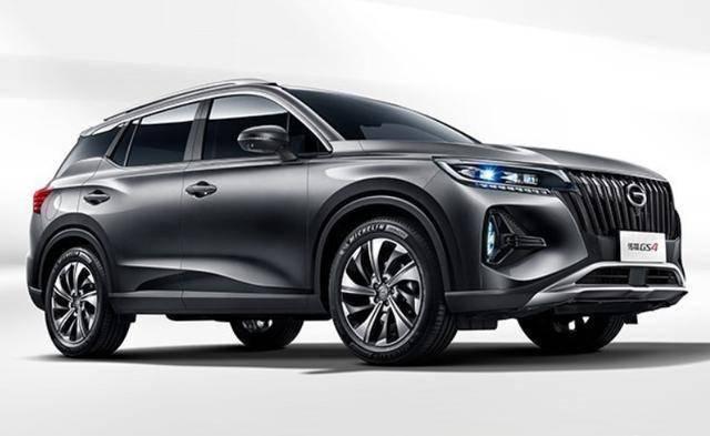 广汽传祺GS4将新增2.0T车型,配备四轮驱动系统