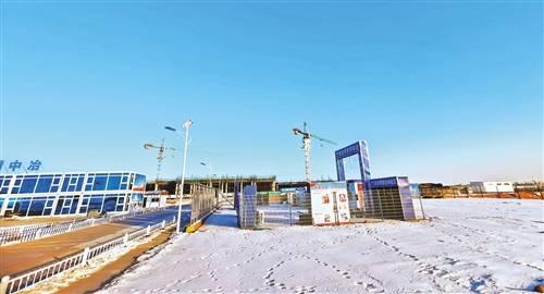 内蒙古二连浩特:拓展向北开放通道