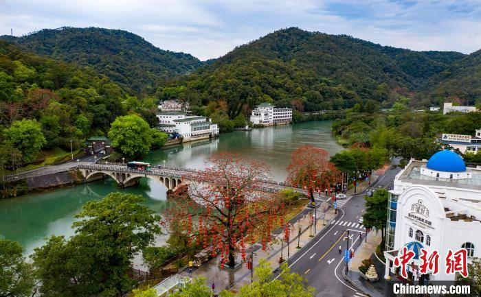 广州从化温泉打造湾区生态价值创新谷