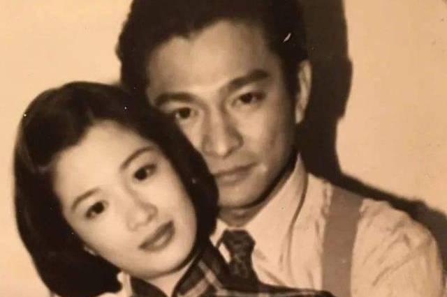 最美双儿陈少霞,首次披露26年前传闻,因刘德华走红为何被传不和_天幕