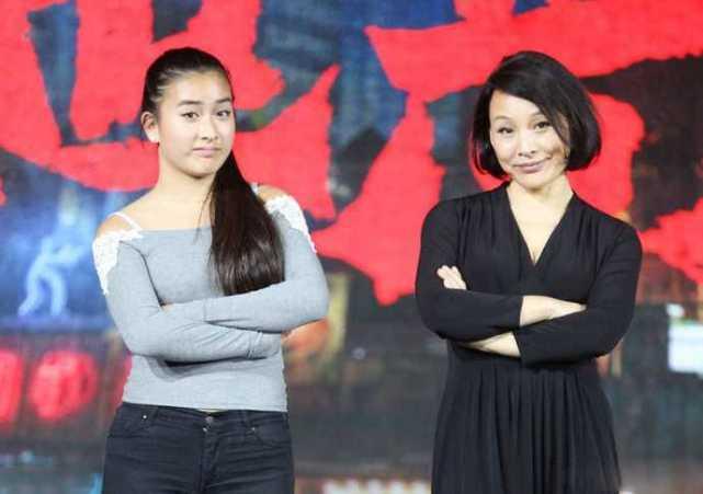 美籍明星陈冲发文 为18岁亲女儿庆生 网友却牵挂昔日两位养女-家庭网