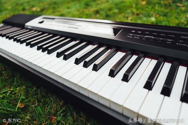 电子琴的0键在哪里 琴谱0是电子琴哪个键