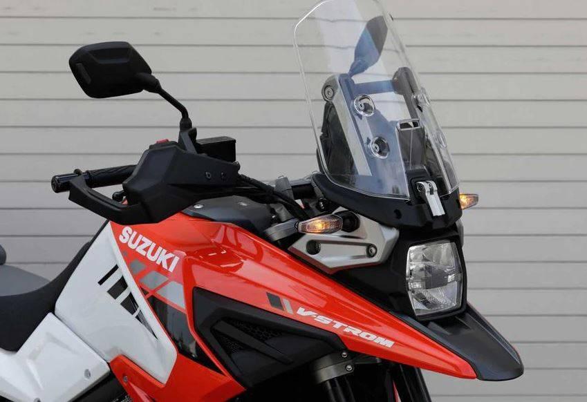性价比不高但是品质出色 铃木V-Strom 1050XT测评