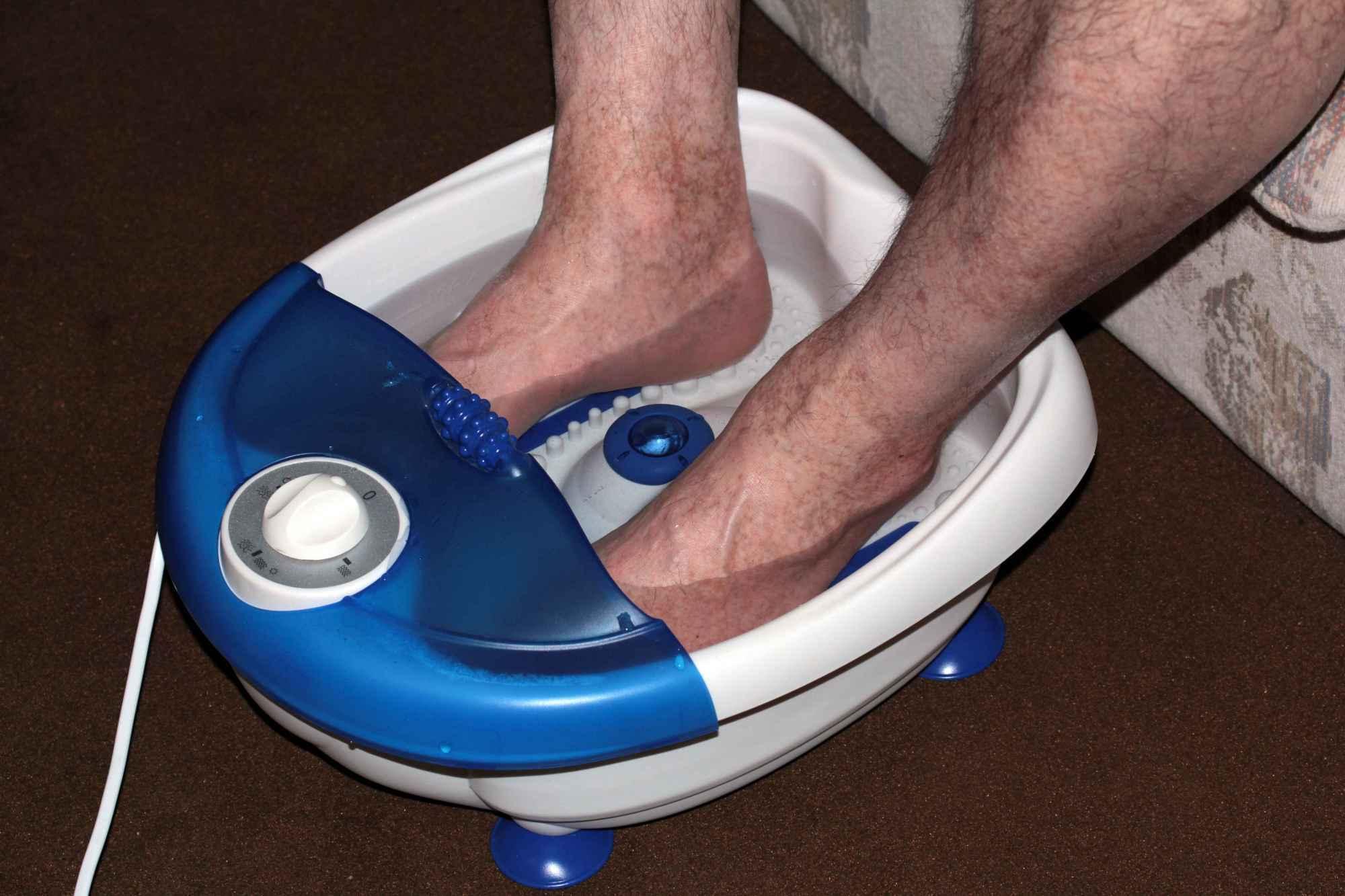 得了脚臭怎么办?提醒:坚持这3步,臭味或逐渐消失