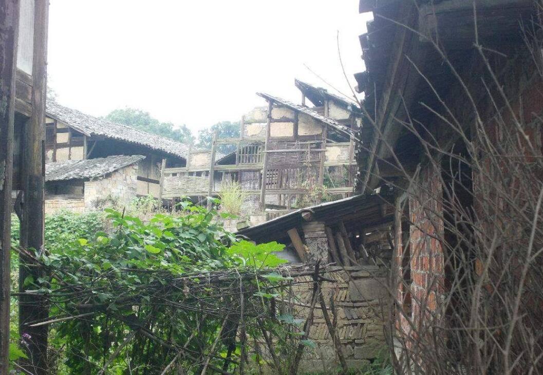 """原创             江西第一村,有""""小南京""""之称的天宝古村落"""
