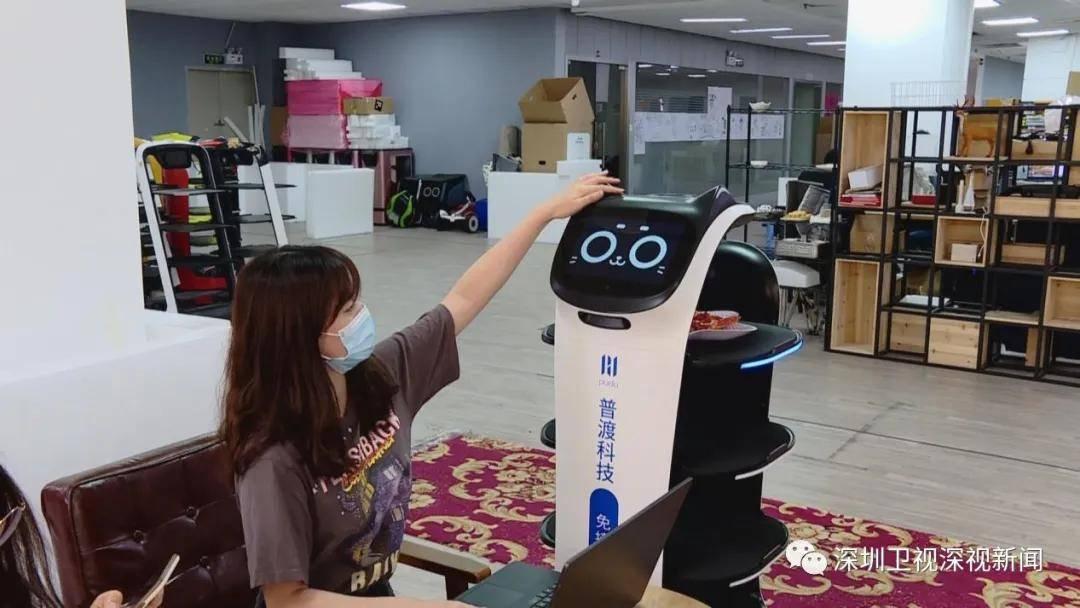 业绩翻番 深圳机器人企业迎来发展新机遇