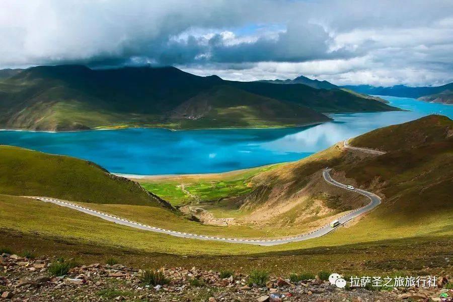 西藏阿里,浓缩了雪域高原最极致的风光!