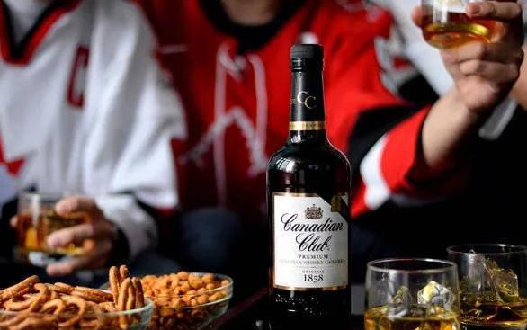 加拿大俱乐部CanadianClub威士忌