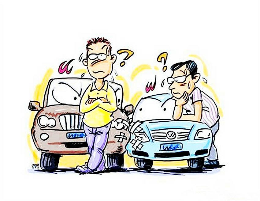 c81a6b606aa348749ced0e8f3f94c558 - 发生交通事故如何处理 正确处理的方法是这样的