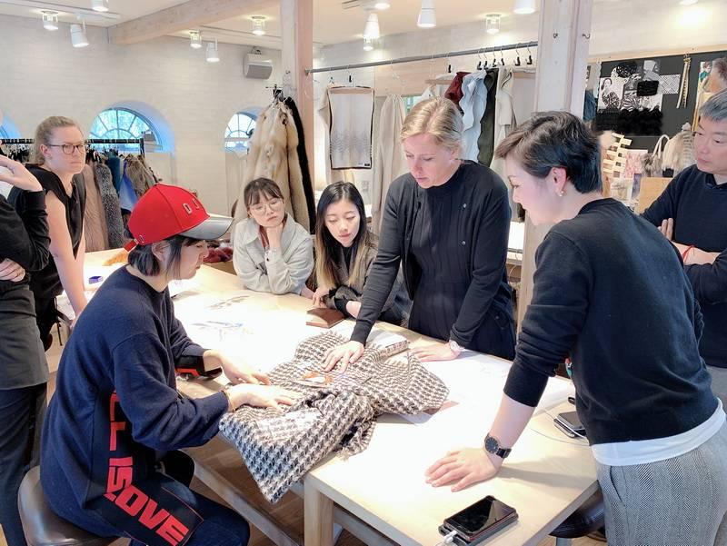 2020海宁中国国际时装周首秀BIFTPARK+SagaFurs北服产业园成果非凡