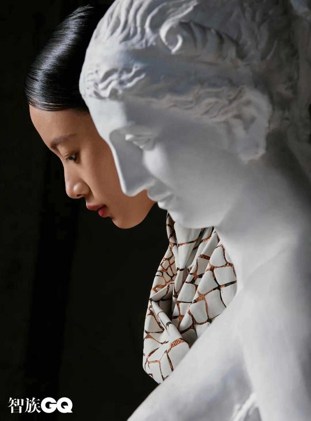 《隐秘的角落》李梦 高级的文艺感天生的电影脸