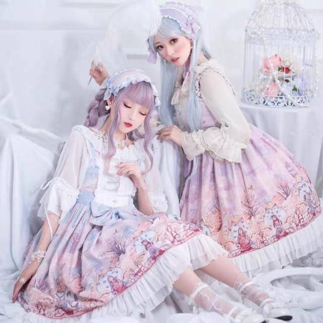 萝莉装和洛丽塔的区别(洛丽塔和lo服的区别)