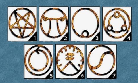 七宗罪对应的恶魔符号(七宗罪对应的恶魔符号图片)