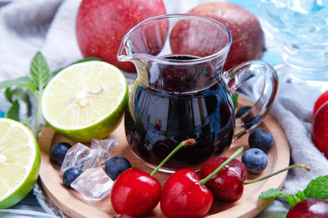 常喝蓝莓果汁有哪些好处?