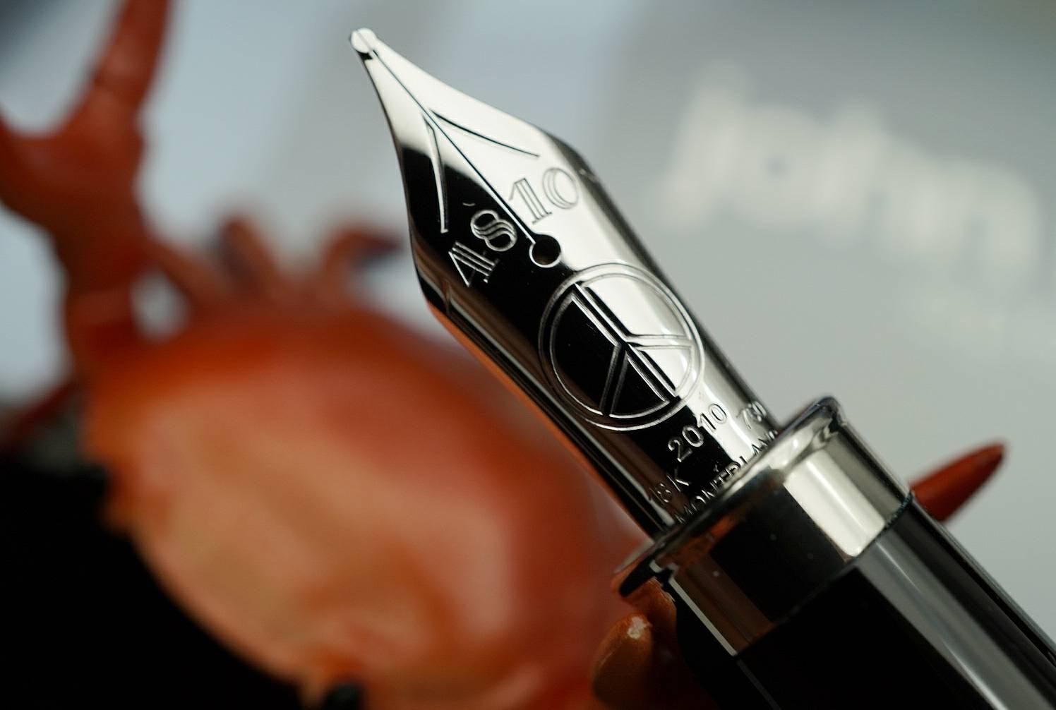 全球最值得入手的8款钢笔(笔为什么不能送人)